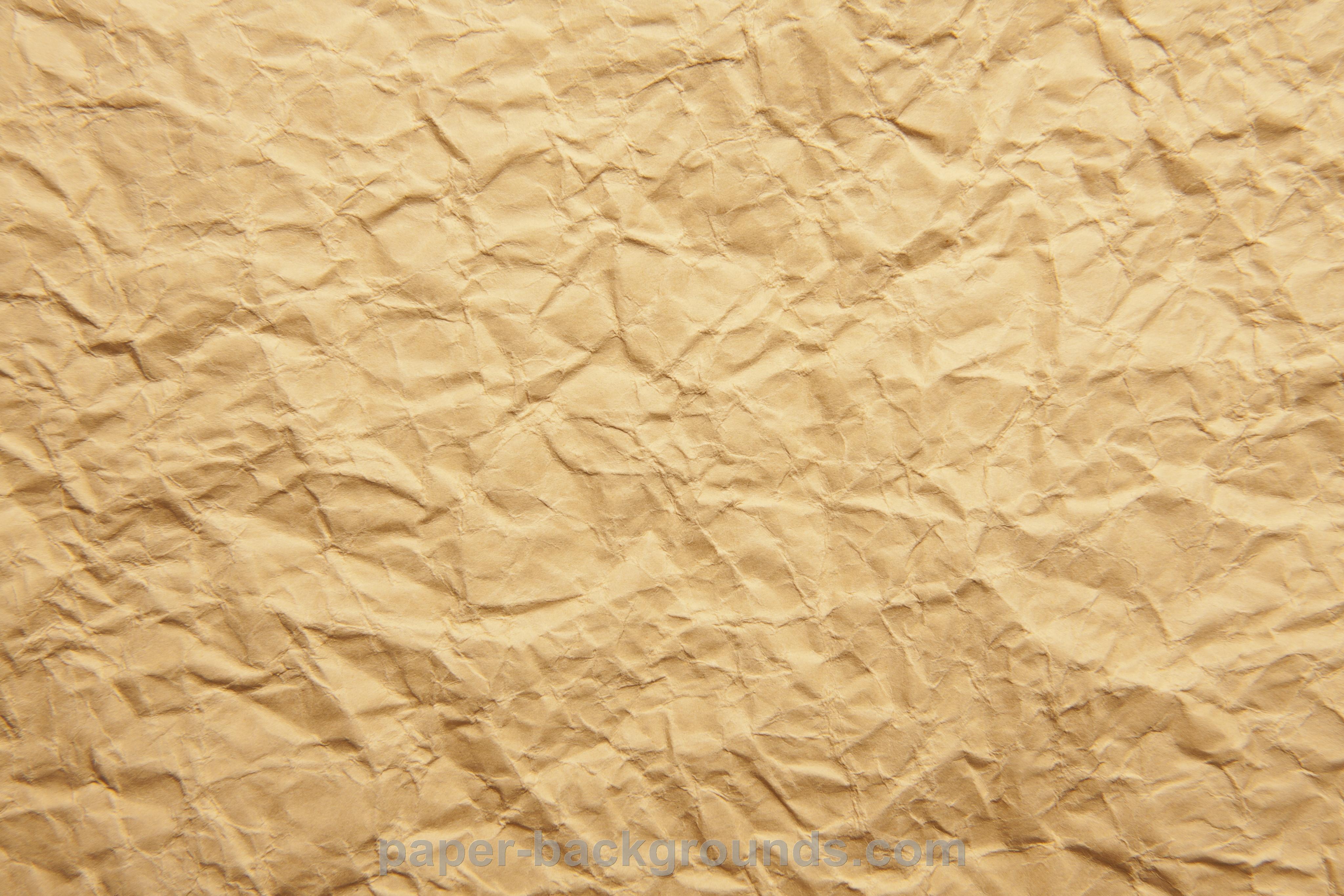 bkg crumpled paper